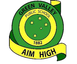 Green Valley Public School logo